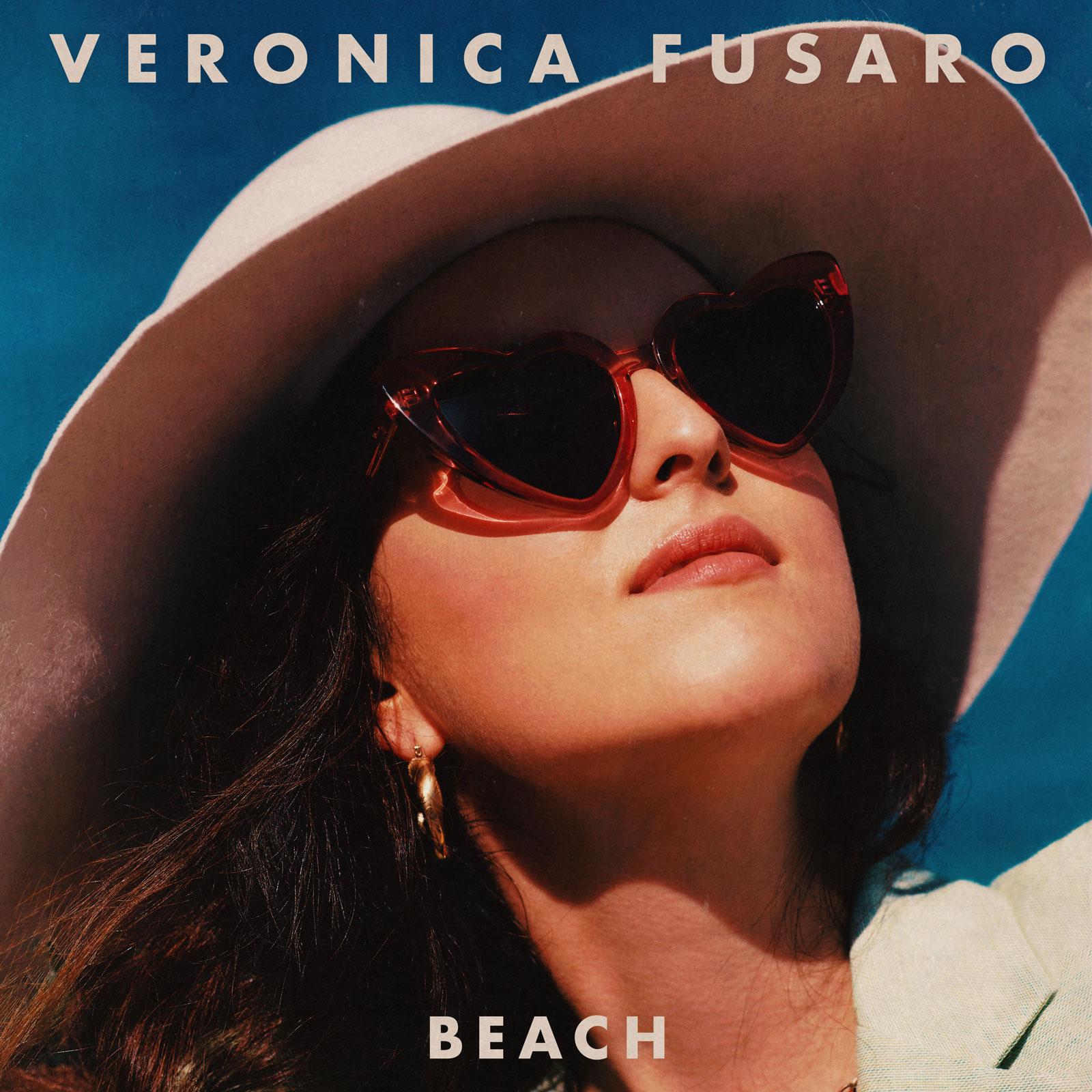VeronicaFusaro Beach Artcover